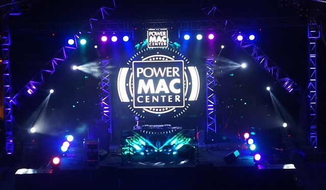 Power Mac Center Spotlight