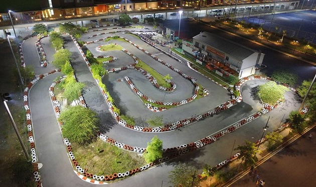 Urban CityKart Racing