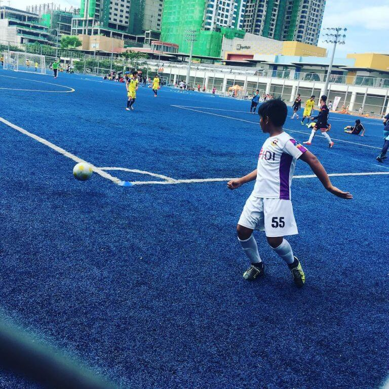 Circuit Makati Football Clinic